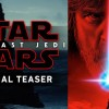 """Star Wars: The Last Jedi"" – saga se nastavlja"