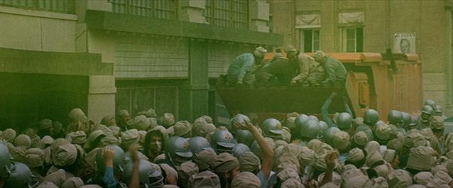 Scena iz filma Zeleno sunce Richarda Fleischera