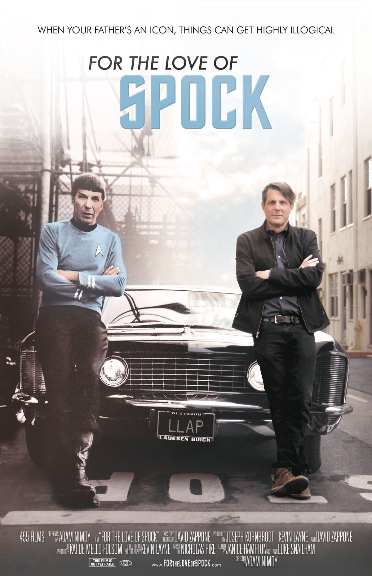21062016_For_the_Love_of_Spock_plakat