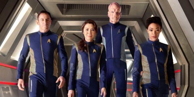 """Entertainment Weekly naslovnice i ekskluzivni video za """"Star Trek: Discovery"""""""