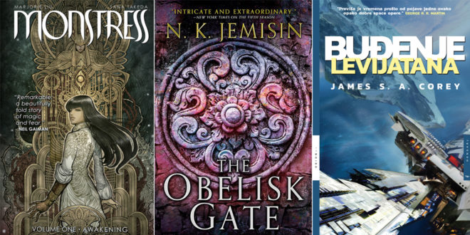 The Obelisk Gate, The Expanse i Arrival predvode pobjednički niz nagrade Hugo