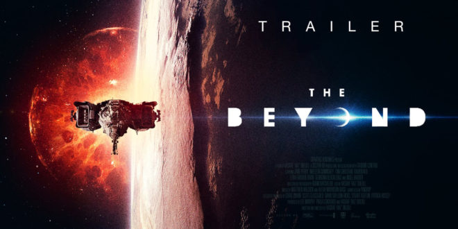 "Prvi trailer za SF triler ""The Beyond"" zaranja u crvotočinu"