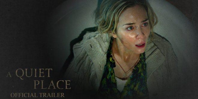 """Pogledajte zastrašujući prvi trailer za nadnaravni film """"A Quiet Place"""""""