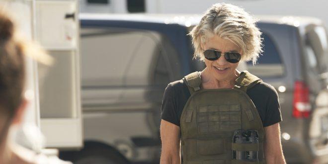 Ekskluzivni pogled na Lindu Hamilton u Millerovom filmu Terminator 6