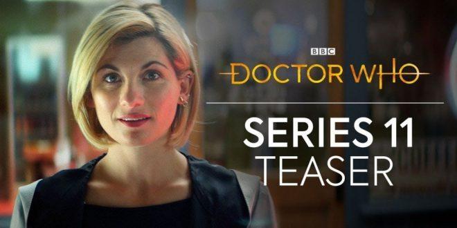 Prvi teaser za 11. sezonu serije Doctor Who