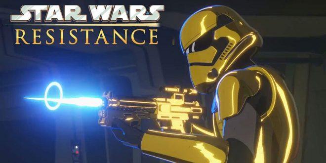 Pridružite se elitnom timu pobunjeničkih pilota u traileru za Star Wars: Resistance