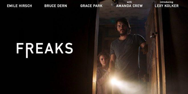 Prvi, jezivi teaser trailer za SF triler Freaks