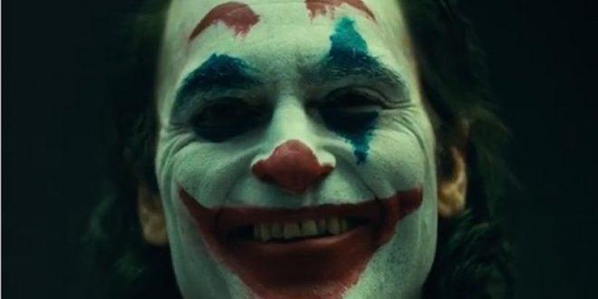 Prvi pogled na Phoenixa kao Jokera s testnom šminkom
