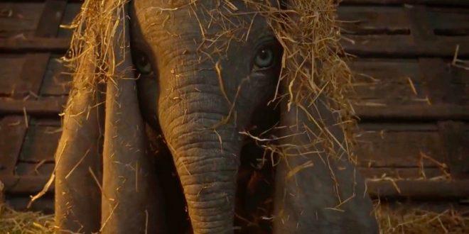 Novi plakat i najava za film Dumbo Tima Burtona