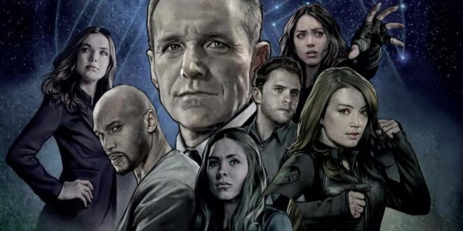 Serija Agents of S.H.I.E.L.D. obnovljena za sedmu sezonu!