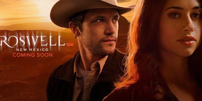 Novi pogled na reboot serije Roswell, New Mexico