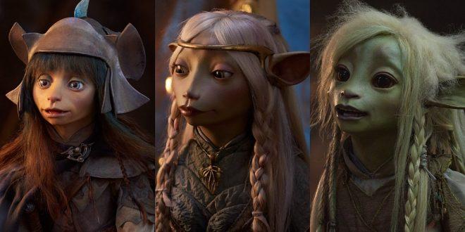 Netflix je otkrio prve fotke iz serije The Dark Crystal: Age of Resistance