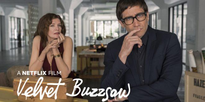 Trailer i poster za otkačeni nadnaravni triler Velvet Buzzsaw