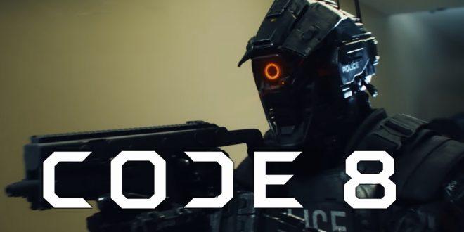 Prvi isječak iz SF filma CODE 8