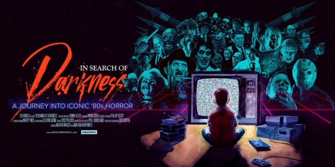 In Search of Darkness: A Journey Into Iconic '80s Horror – ekskluzivni video s Johnom Carpenterom