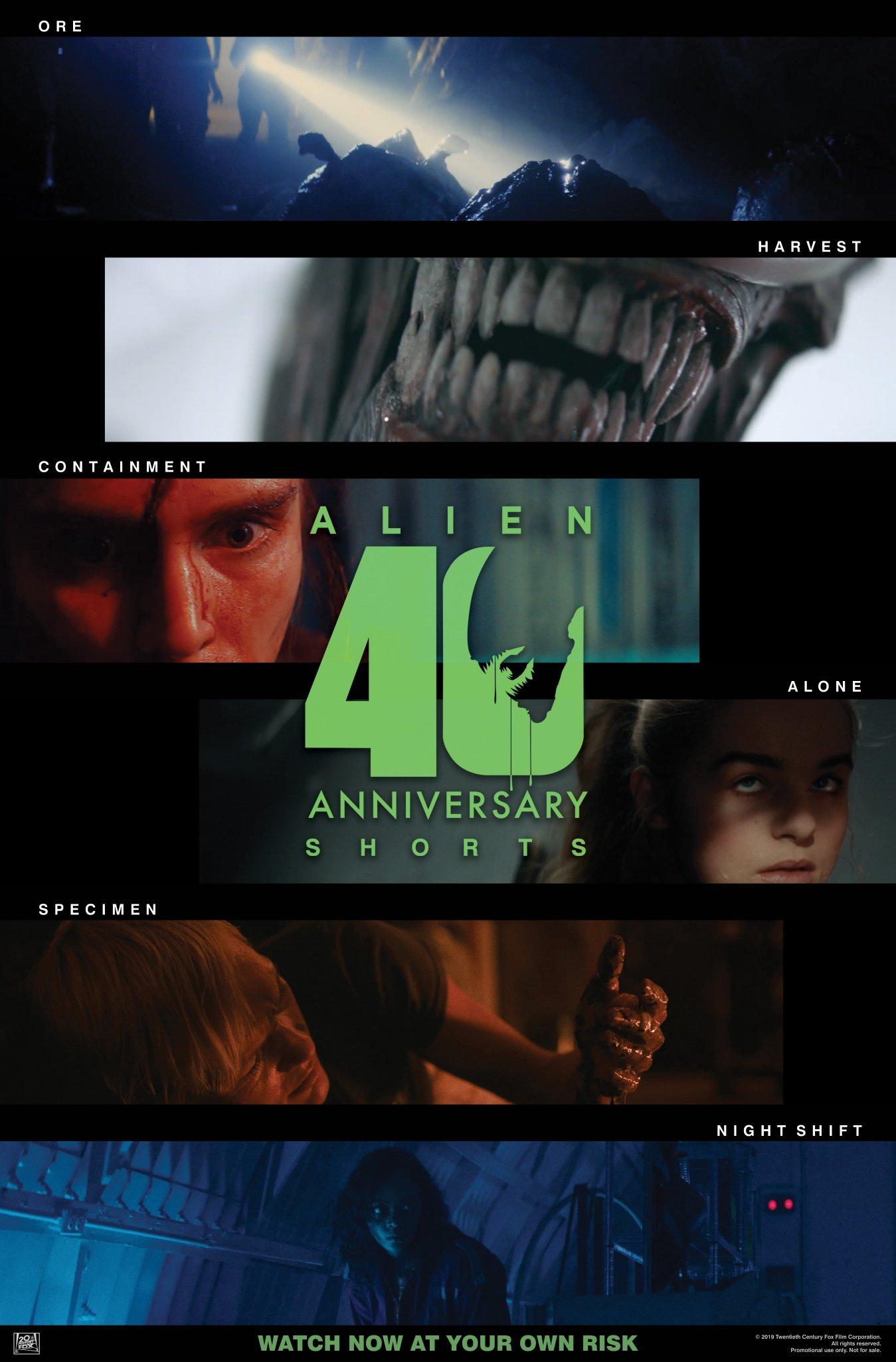 Alien 40. godišnjica