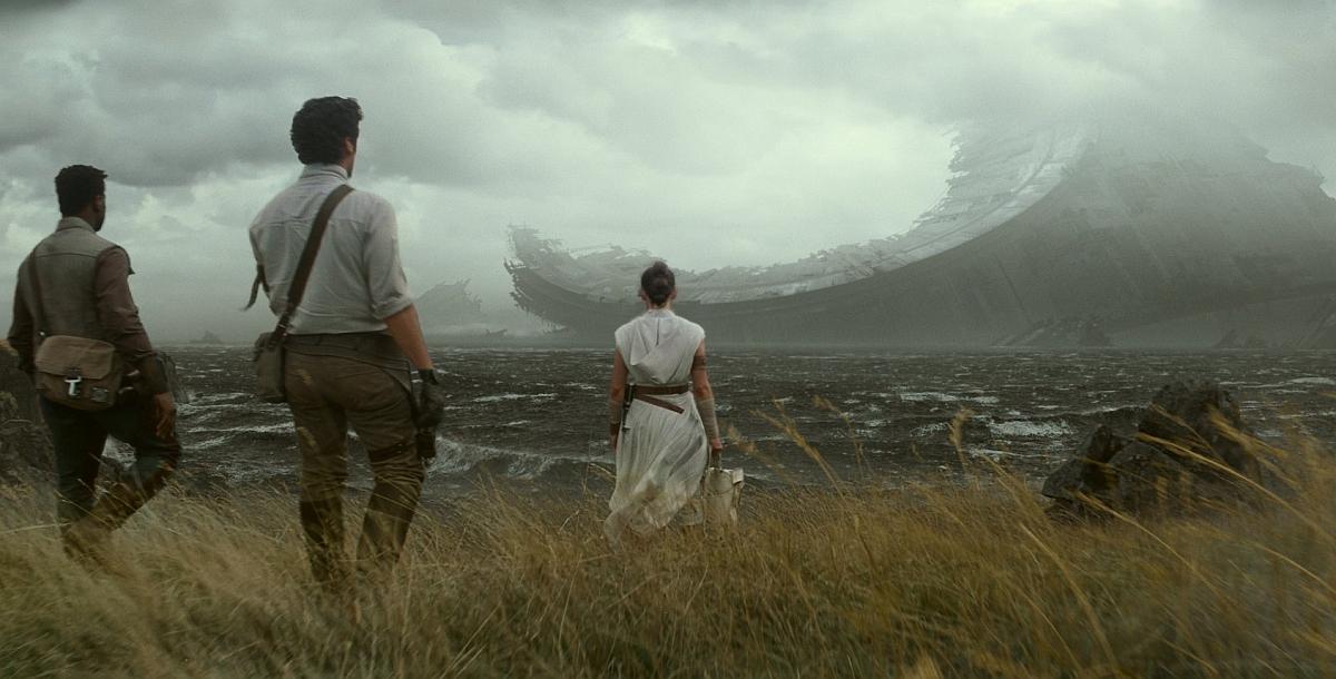 Star Wars: Episode IX/Star Wars: The Rise of Skywalker