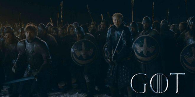 Nove fotke iz 3. epizode finalne sezone serije Igra prijestolja