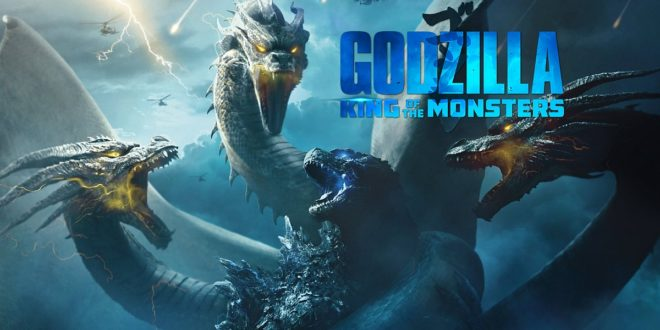 Impresivni finalni trailer za Godzilla: King of the Monsters