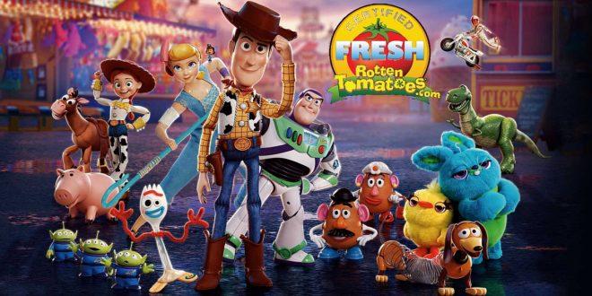 Priča o igračkama 4 je certificirano svježa s čak 100% na Rotten Tomatoes