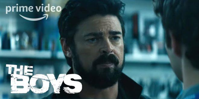 Novi, necenzurirani trailer za Amazonovu seriju The Boys