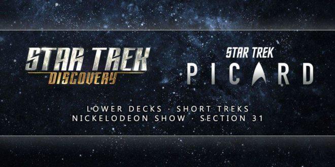 Novi detalji Star Trek renesanse