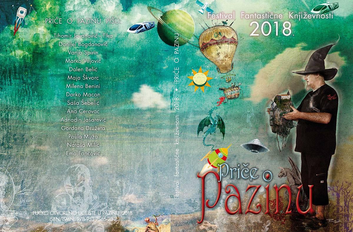 FFK 2018. - Priče o Pazinu