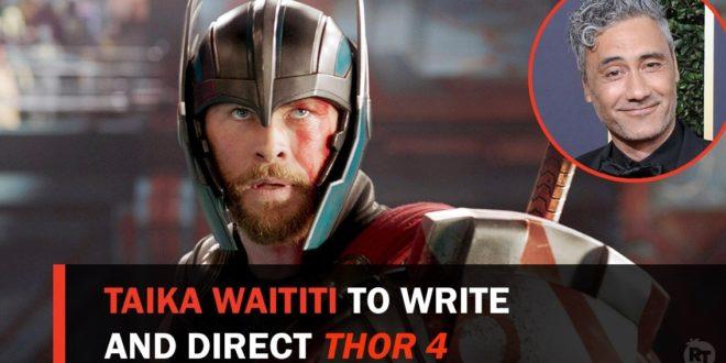Thor: Taika Waititi će režirati i 4. film franšize