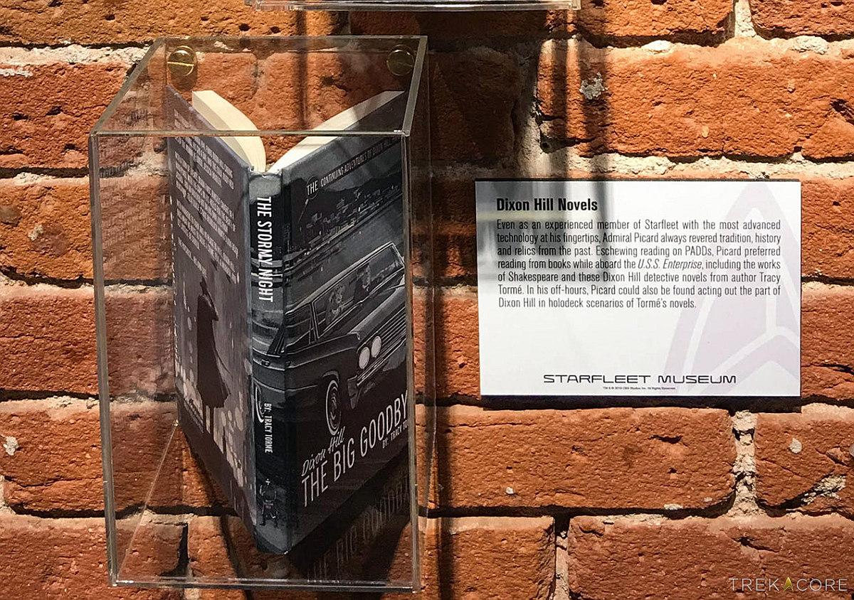 Dixon Hill detektivski roman