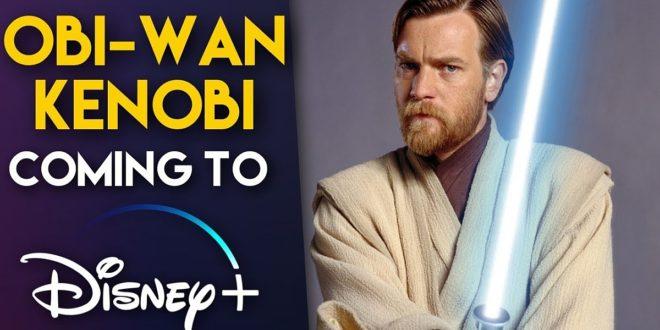 Ewan McGregor se vraća kao Obi-Wan Kenobi u seriji za Disney+