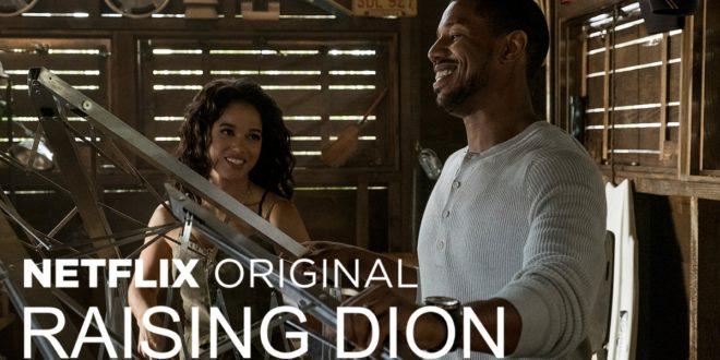 Prvi pogled na Netflixovu seriju Raising Dion