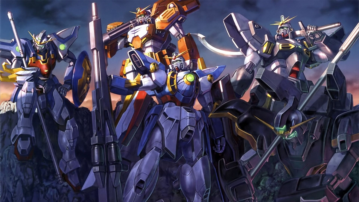 Gundam anime