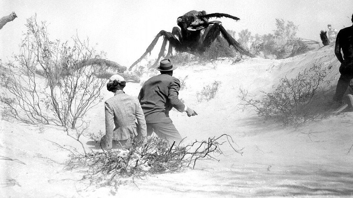 SF film 1950-ih