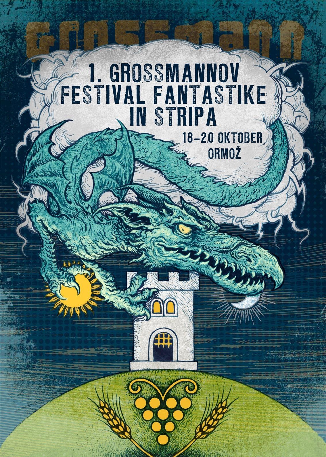 1. Grossmannov festival fantastike i stripa