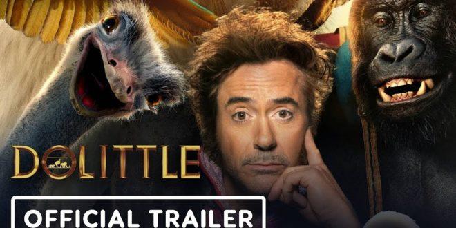 Dolittle: prvi trailer otkriva novi spin na klasičnu priču!