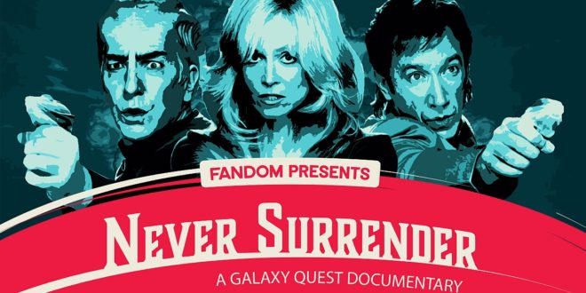 Trailer za Never Surrender, dokumentarac o filmu Galaxy Quest