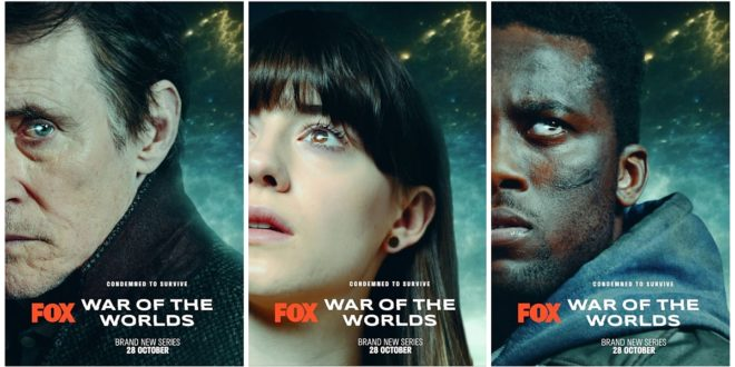 Prvi trailer za War of the Worlds, modernu tv adaptaciju