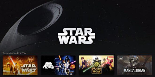 Provjerite što sve dolazi iz daleke, daleke galaksije na Disney+