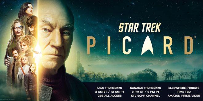 Legenda se vraća u novom traileru za Star Trek: Picard!