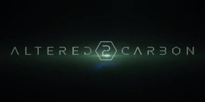 2. sezona serije Altered Carbon stiže krajem veljače!