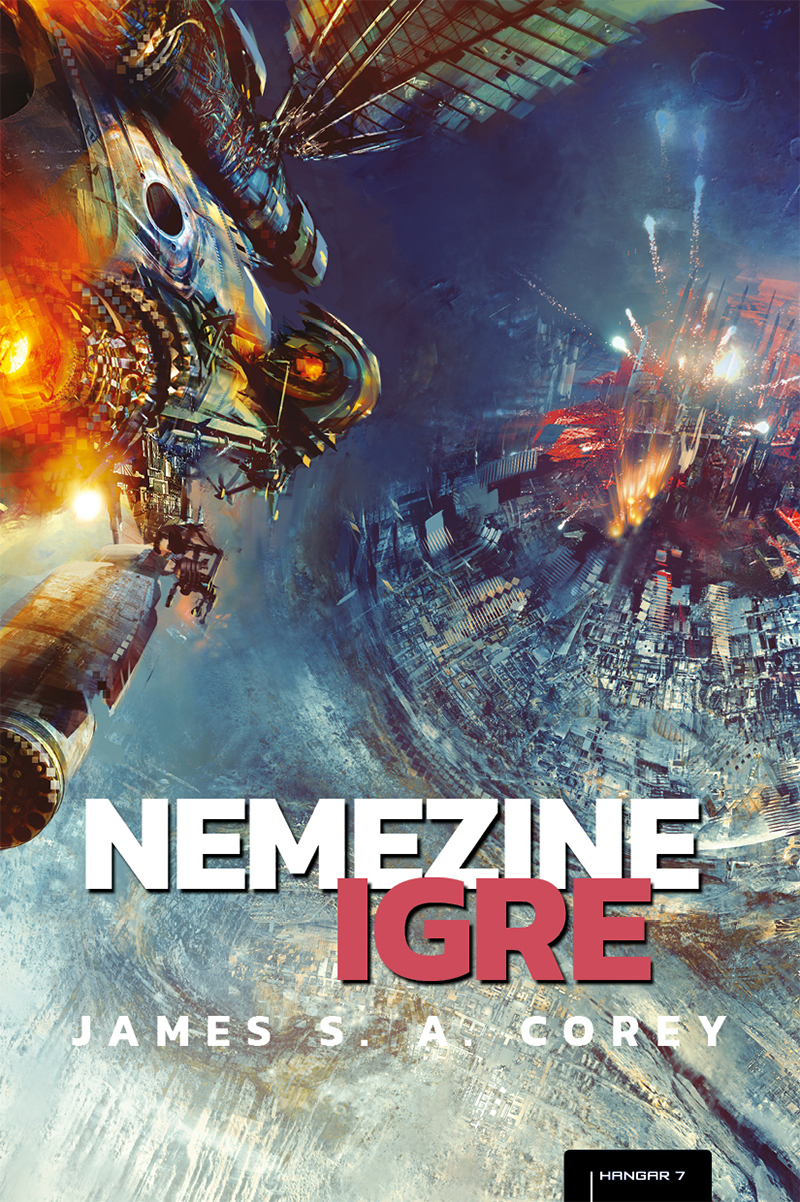 The Expanse - Nemezine igre