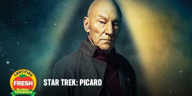 Star Trek: Picard je vrlo svjež, prema ocjeni na Rotten Tomatoes!