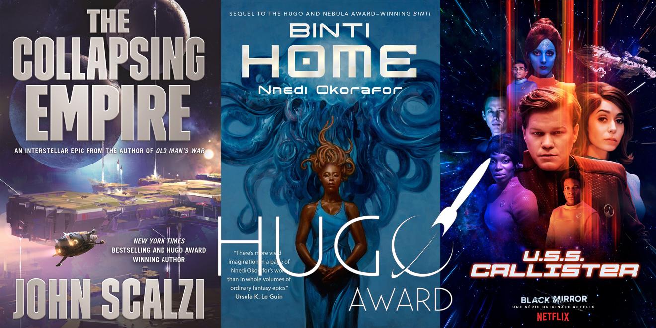 Nominacije za nagradu Hugo 2018    Inverzija