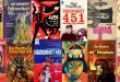 Retro: Ray Bradbury – Fahrenheit 451