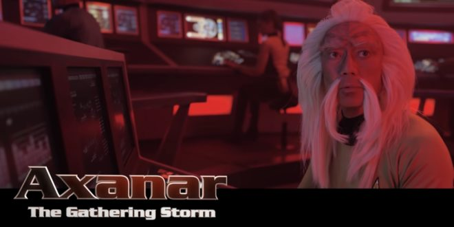 Prvi teaser za Star Trek fan film Axanar: The Gathering Storm