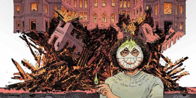 David F. Sandberg ekranizirat će horor strip The Unsound