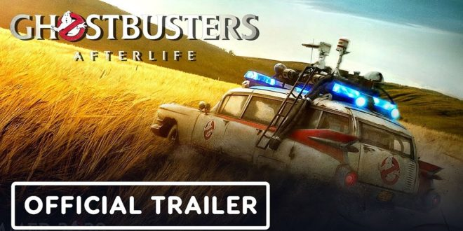 Manifestirao se prvi trailer za Ghostbusters: Afterlife!