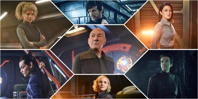 Putovanje počinje u novom promu i isječku za Star Trek: Picard!