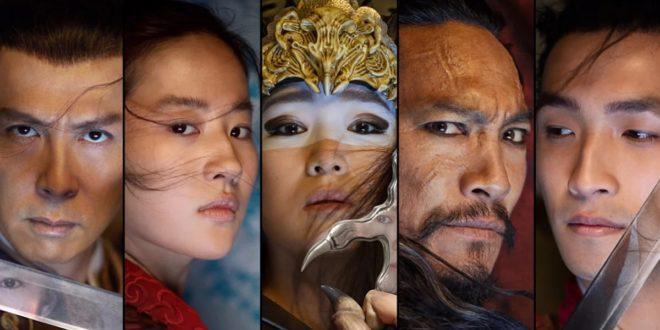 Mulan, novi trailer i posteri!