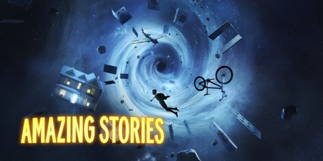 Prvi trailer za reboot serije Amazing Stories!